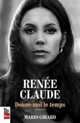 Renée Claude by Mario Girard, (1961-)