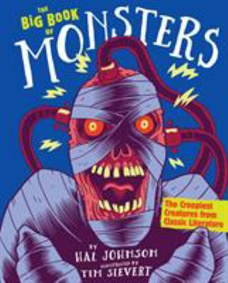 The big book of monsters by Hal Johnson, (1972-)