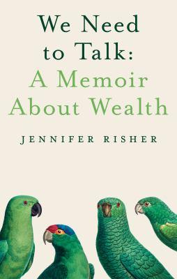 We need to talk by Jennifer Risher, (1965-)