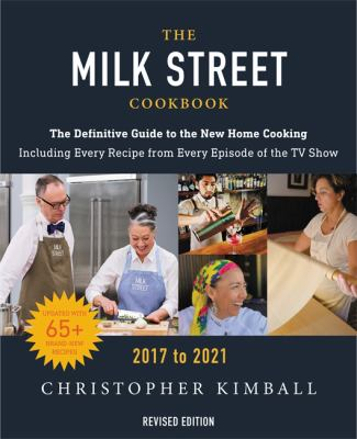 The Milk Street cookbook by Christopher Kimball