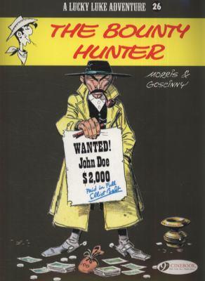 The bounty hunter by Goscinny, (1926-1977)