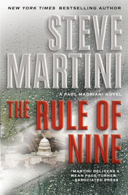 The Rule of Nine by Steve Martini