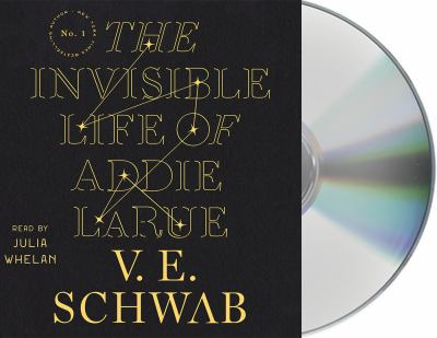 The invisible life of Addie LaRue by Victoria Schwab