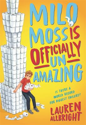 Milo Moss is officially un-amazing by Lauren Allbright