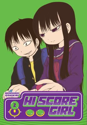 Hi score girl by Rensuke Oshikiri, (1979-)