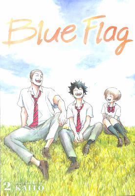 Blue flag by Kaito