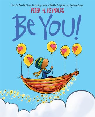 Be You! (Digital Read Along Edition) by Peter H.. Reynolds