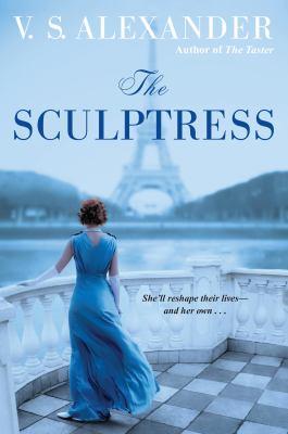 The sculptress by V. S. Alexander
