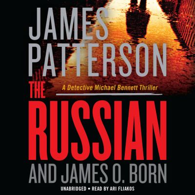 The Russian by James Patterson, (1947-)