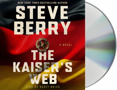 The kaiser's web by Steve Berry, (1955-)