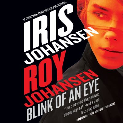 Blink of an eye by Iris Johansen