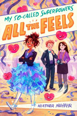 All the feels by Heather Nuhfer