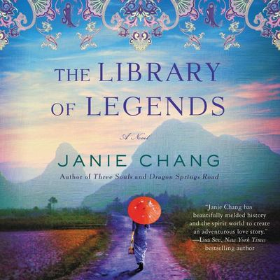 The library of legends by Janie Chang, (1960-)