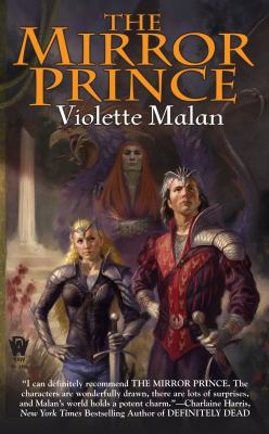 The Mirror Prince by Violette Malan