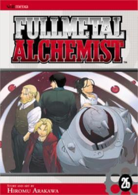 Fullmetal alchemist by Hiromu Arakawa, (1973-)