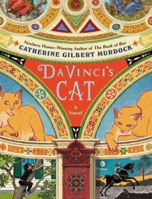 Da Vinci's cat by Catherine Gilbert Murdock
