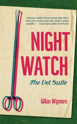 Night watch by Gillian Wigmore, (1976-)