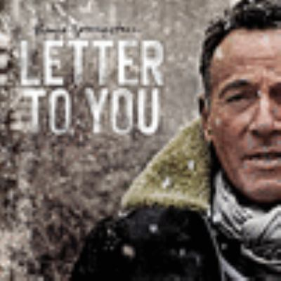 Letter to you by Bruce Springsteen
