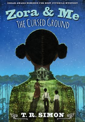 The cursed ground by T. R. Simon
