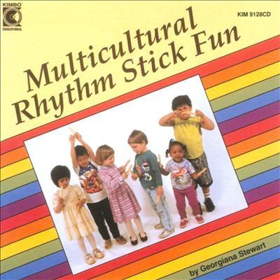 Multicultural rhythm stick fun by Georgiana Liccione Stewart