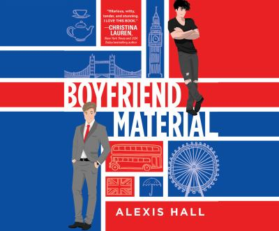 Boyfriend material by Alexis J. Hall