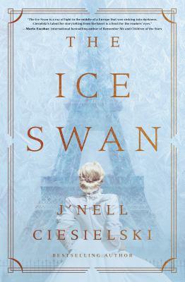 The ice swan by J'nell Ciesielski