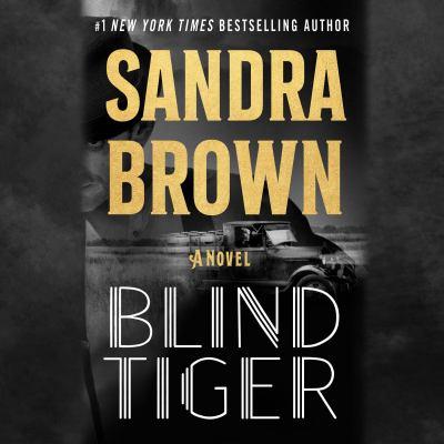 Blind tiger by Sandra Brown, (1948-)