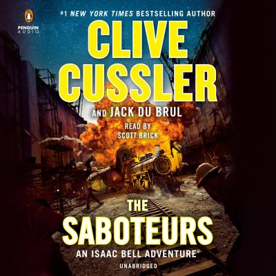 Saboteurs, The by Clive Cussler