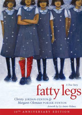 Fatty legs by Christy Jordan-Fenton