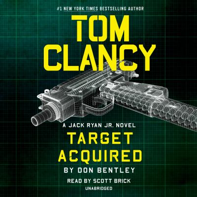 Tom Clancy Target Acquired by Don Bentley