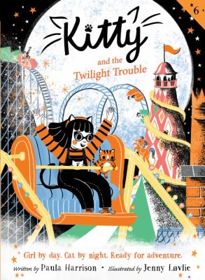 Kitty and the Twilight Trouble by Paula Harrison