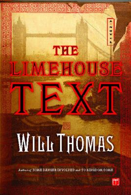The Limehouse text by Will Thomas, (1958-)
