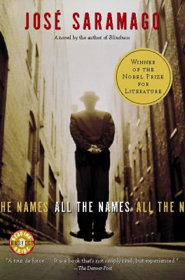 All the names by José Saramago