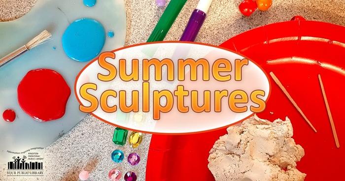 summer sculptures