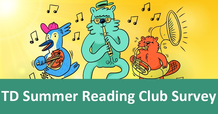 summer reading club survey