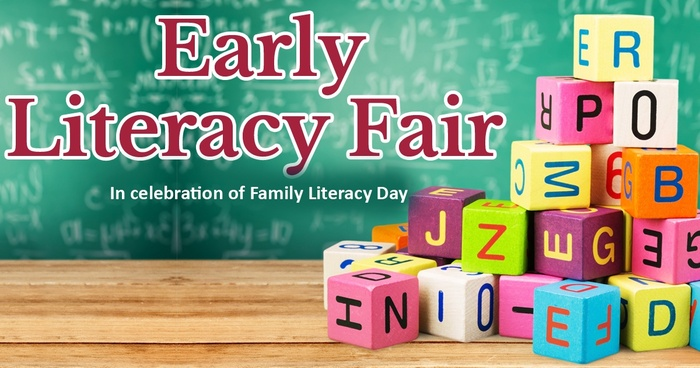early literacy fair