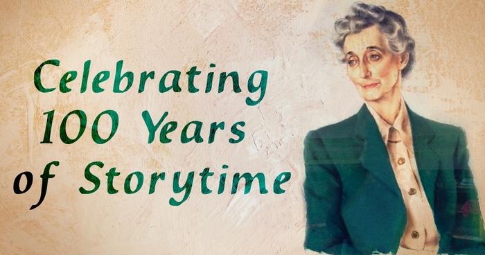 100 years storytime