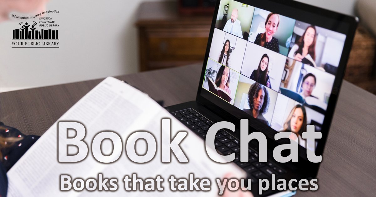 Book Chat: Books that take you places