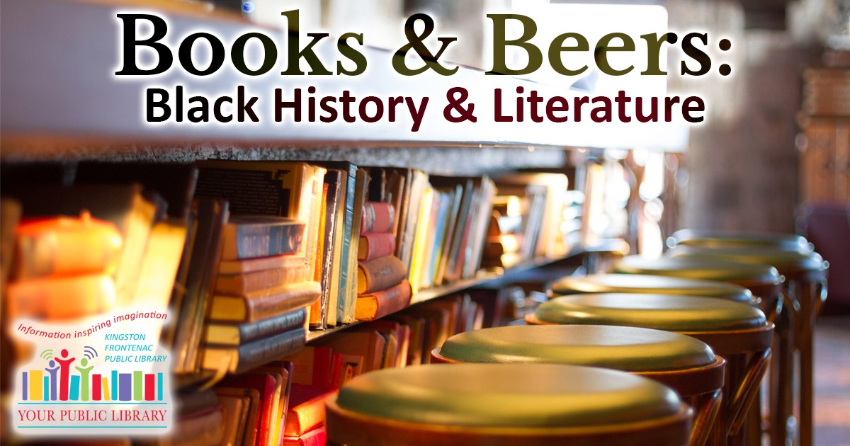 Books & Beers: Black History and Literature