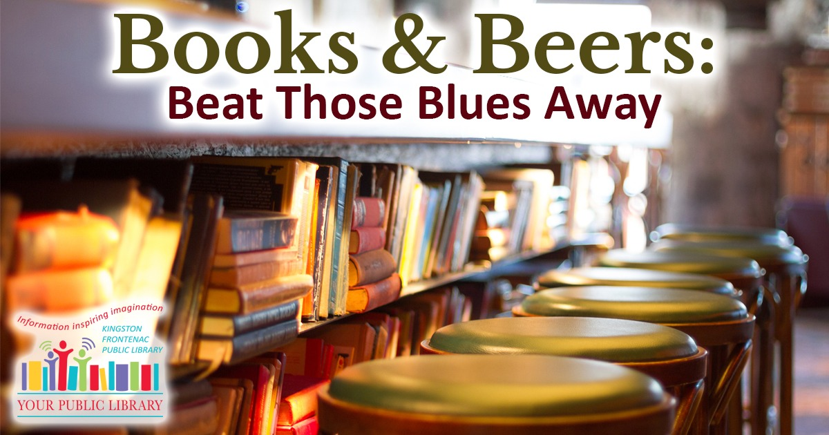 Books & Beers: Beat Those Blues Away