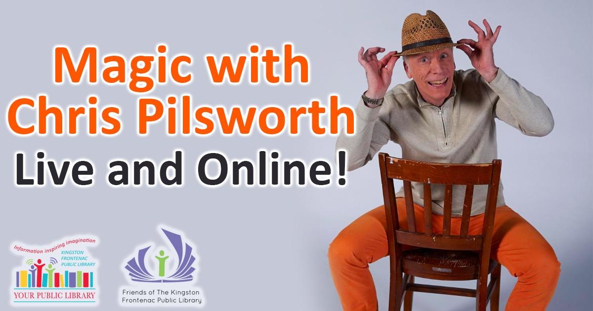 Magic with Chris Pilsworth