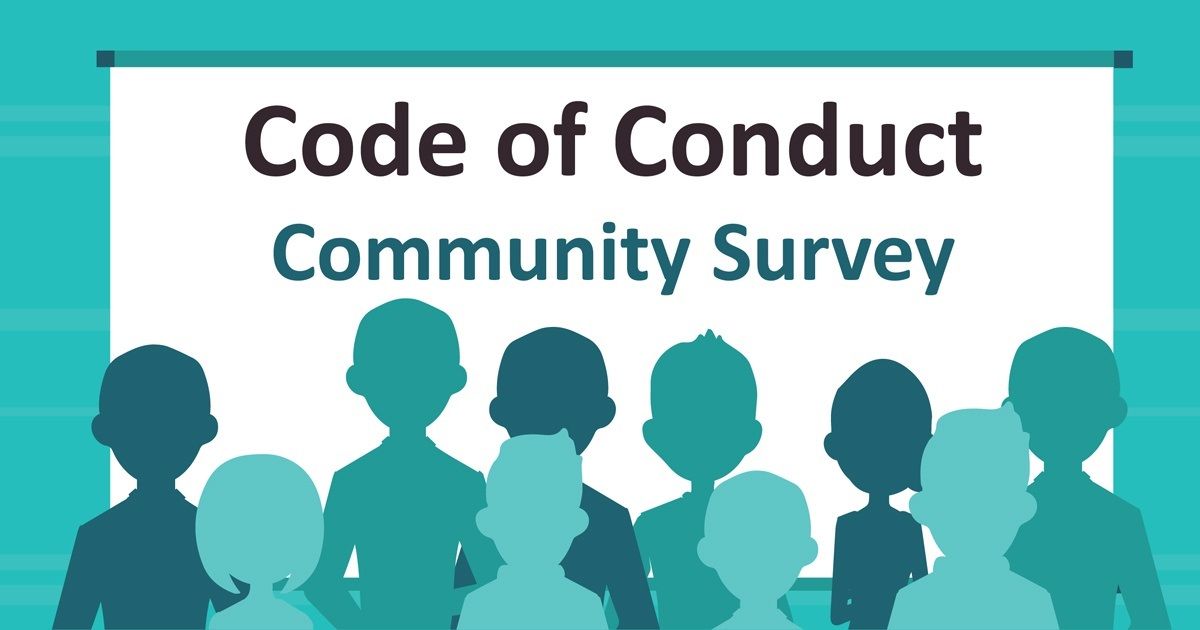 Code of Conduct Community Survey