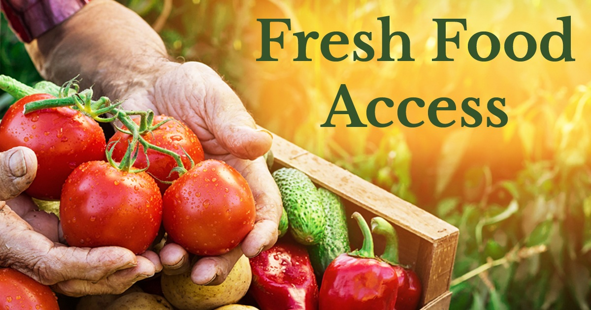 Fress Food Access