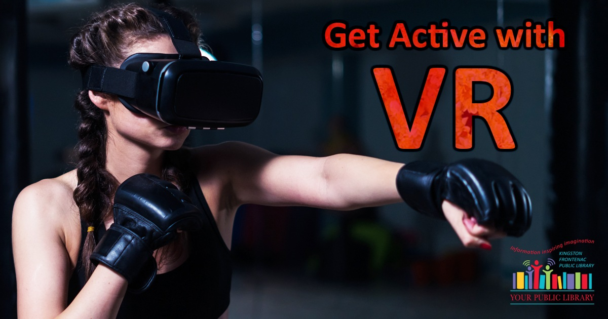 Get Active With VR!