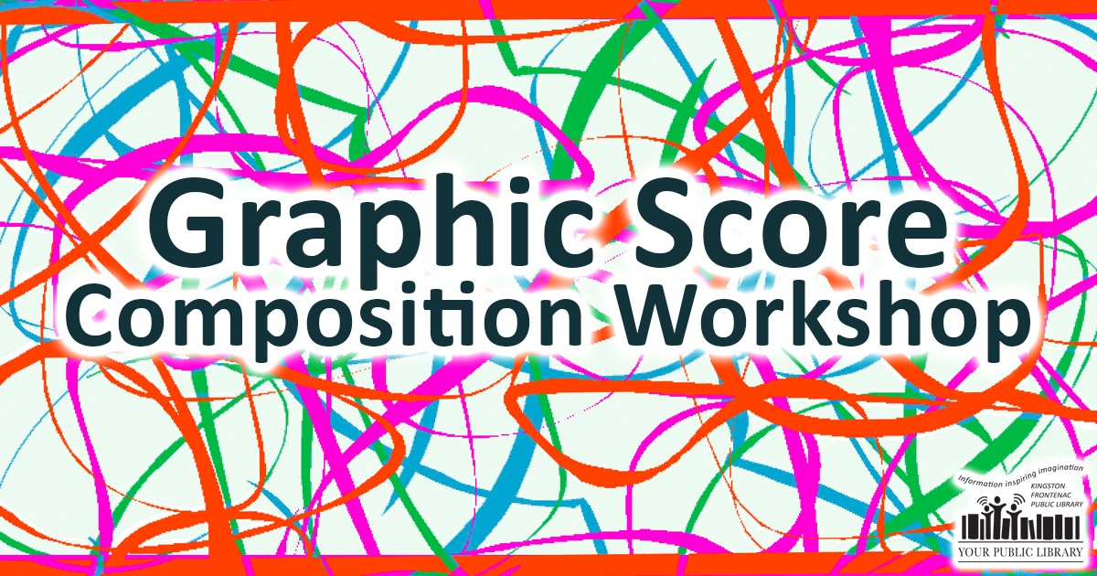 Graphic Score Composition Workshop