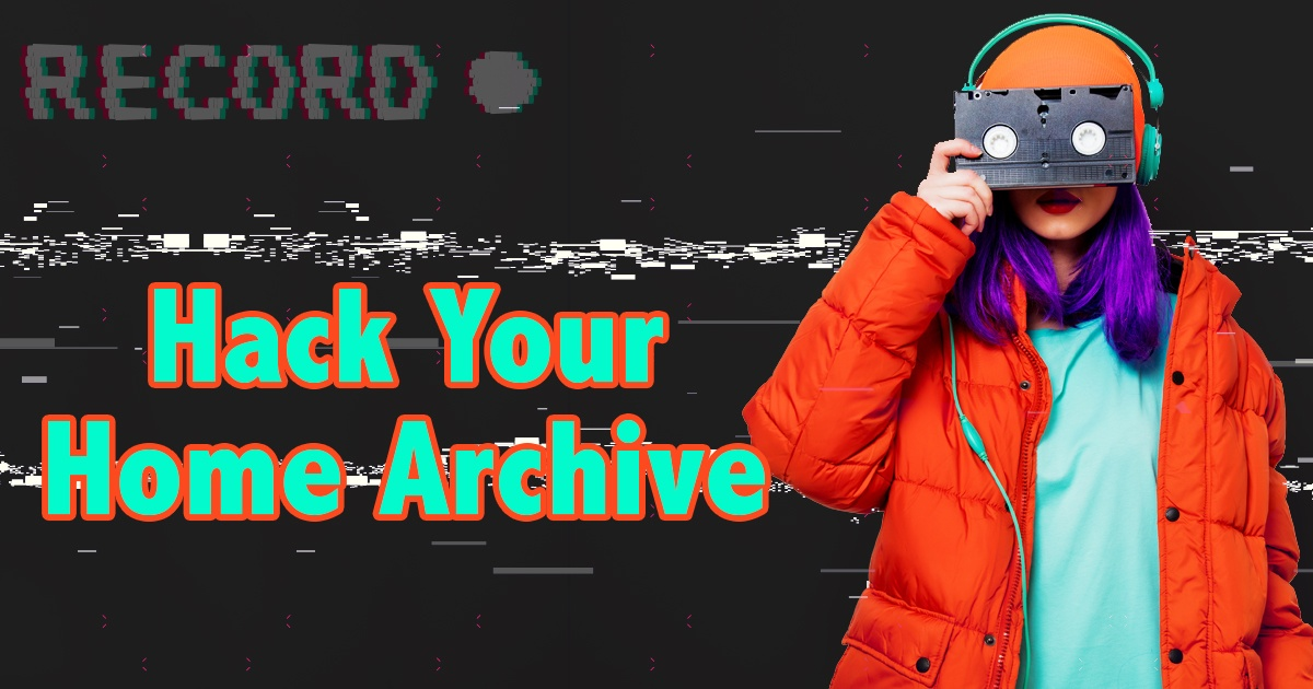 Hack Your Home Archive