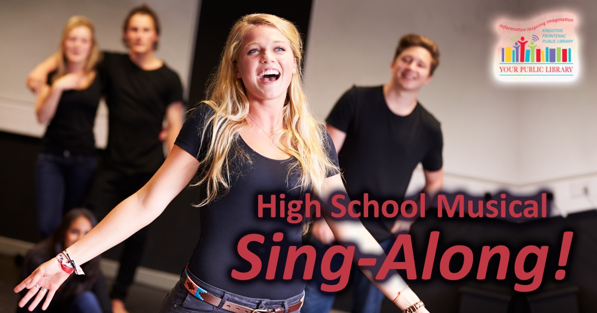 High School Musical Sing-Along!