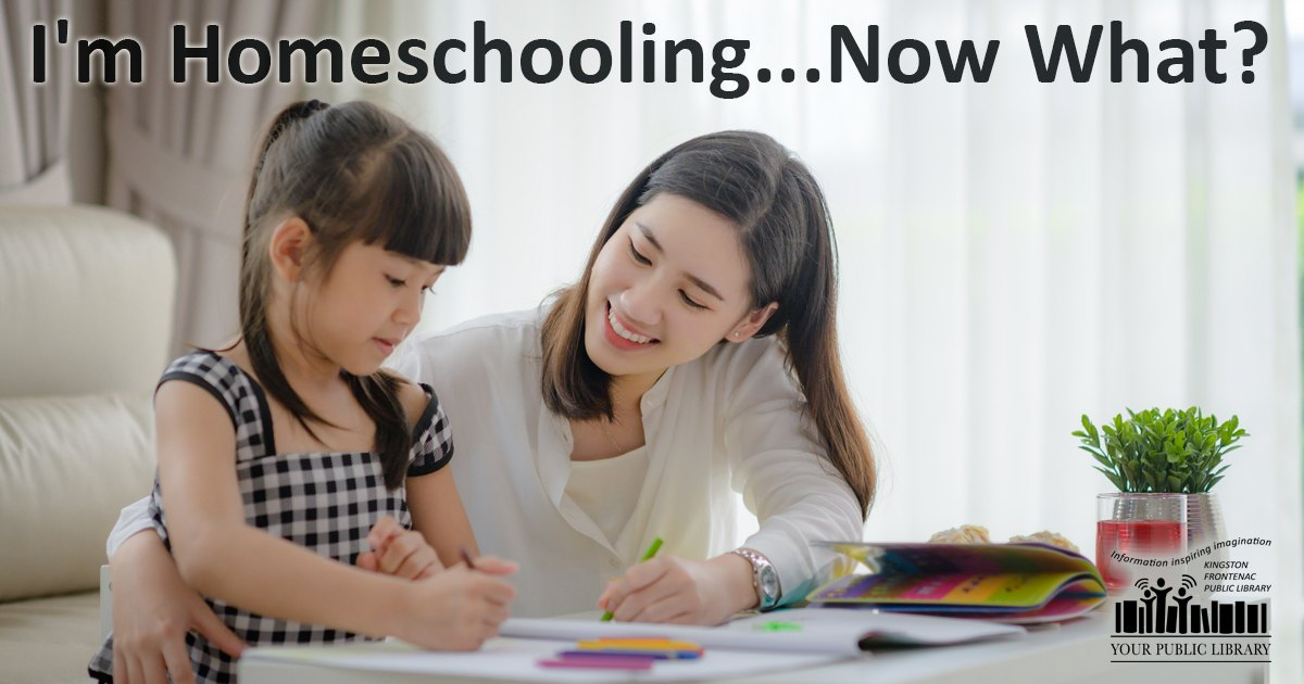 I'm homeschooling. Now what?