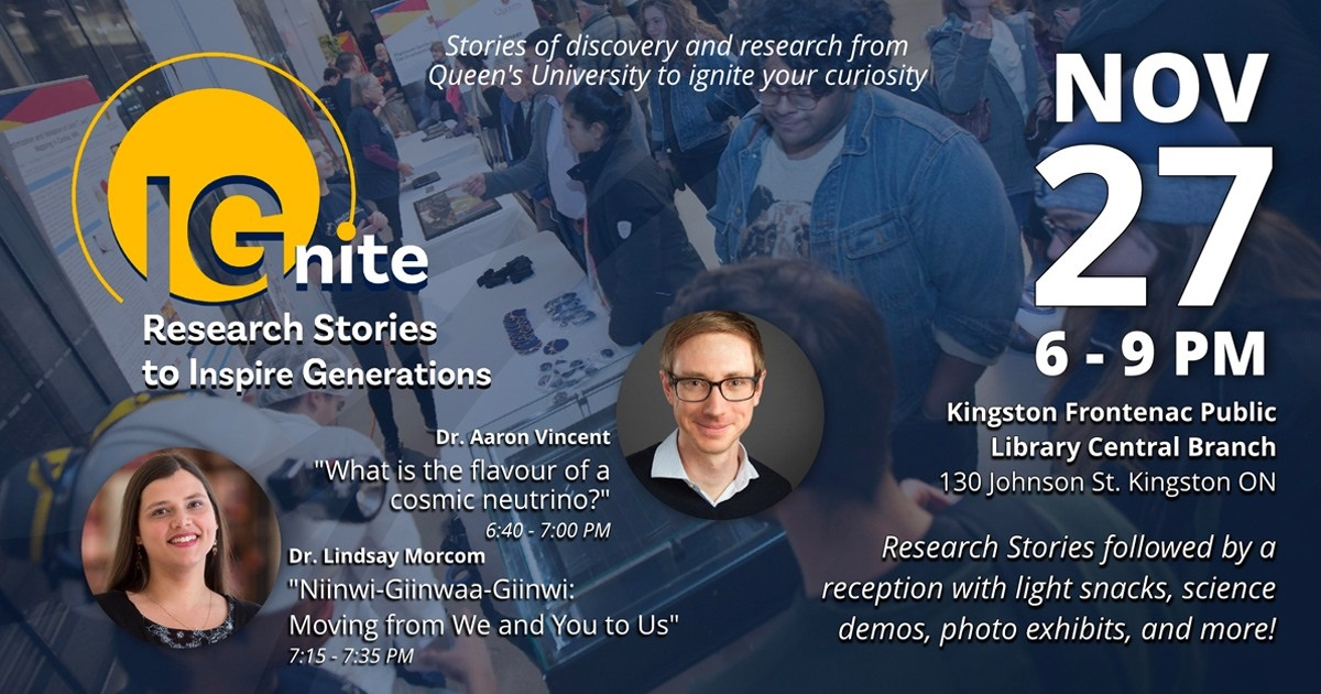 IGnite research stories to inspire generations