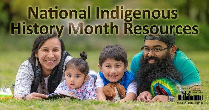 National Indigenous History Month Resources